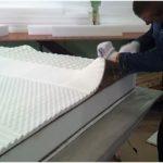 Клей при изготовлении матраса