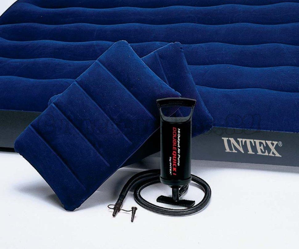 Надувной матрас интекс