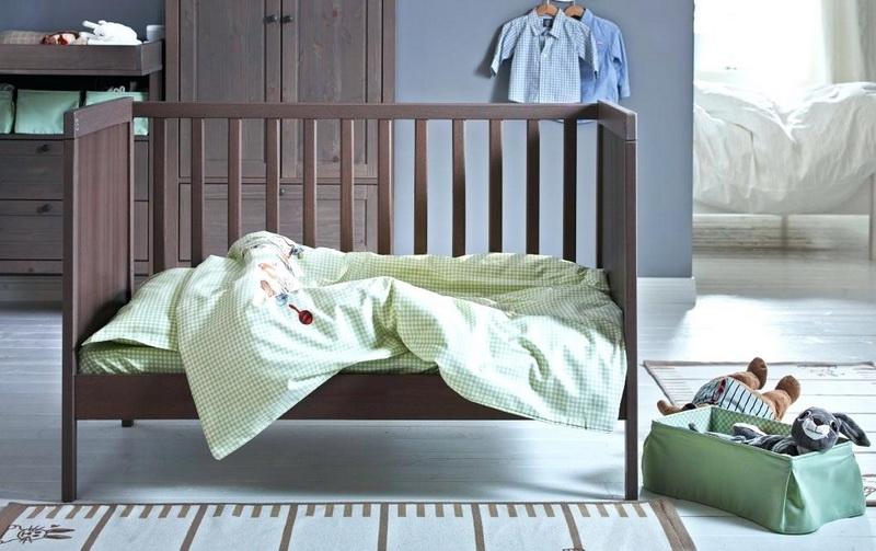 Детские кроватки икеа